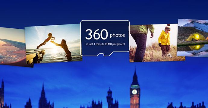 Samsung geheugenkaarten