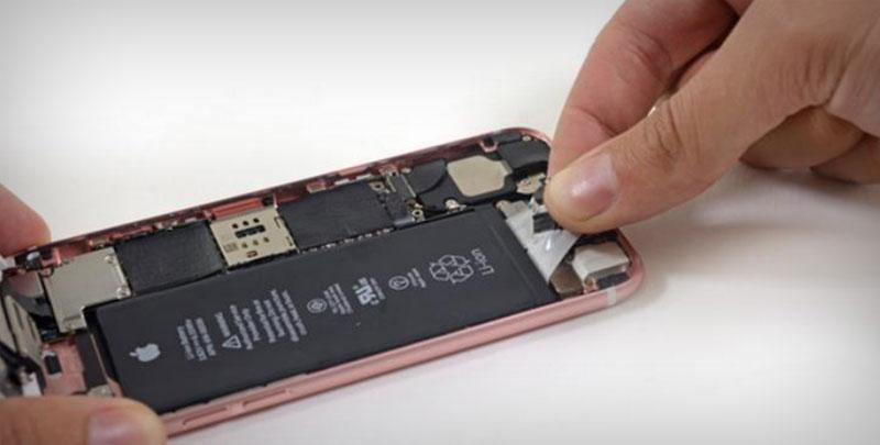 iPhone 6S batterij vervangen in stappen
