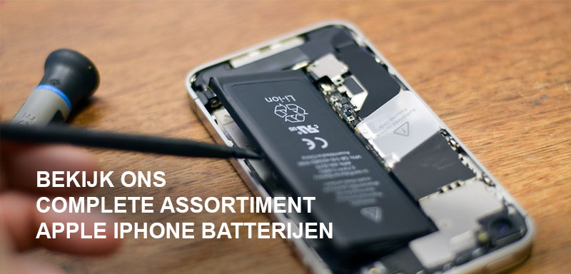 apple batterij