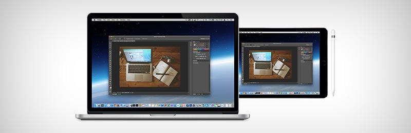iPad als tweede scherm