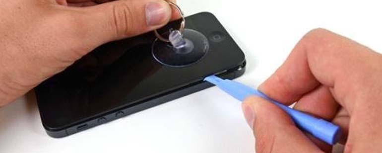 iPhone 5 batterij vervangen stap 4