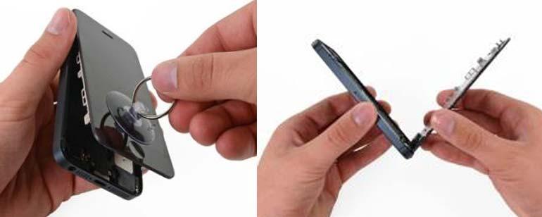 iPhone 5 batterij vervangen stap 5