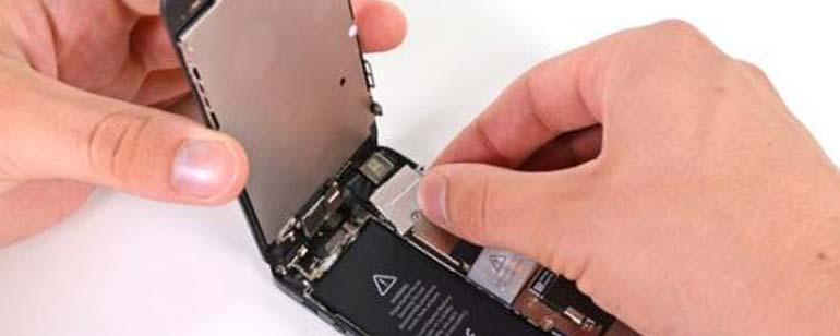 iPhone 5 batterij vervangen stap 7