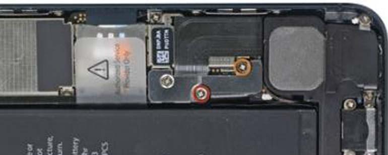 iPhone 5 batterij vervangen stap 9