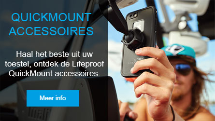 LifeProof QuickMount Accessoires