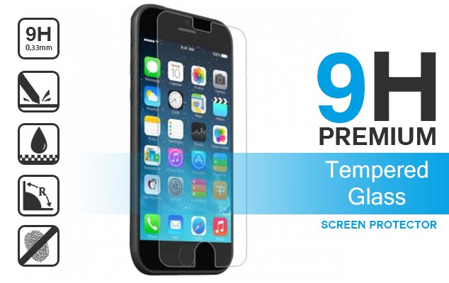 Apple iPhone 6 9H tempered glass