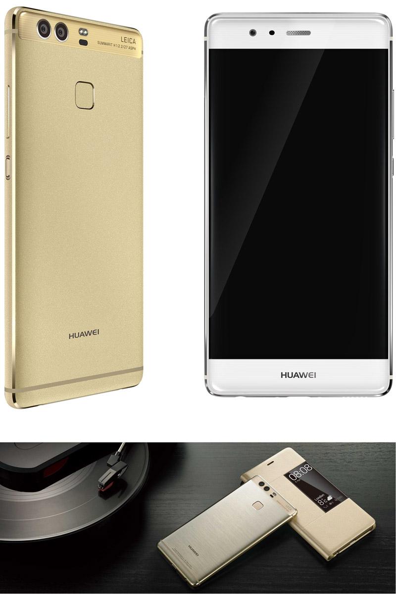 Huawei P9 aangekondigd