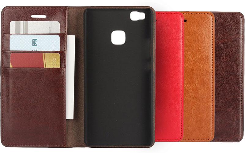 beste Huawei P9 Lite portemonnee hoesje