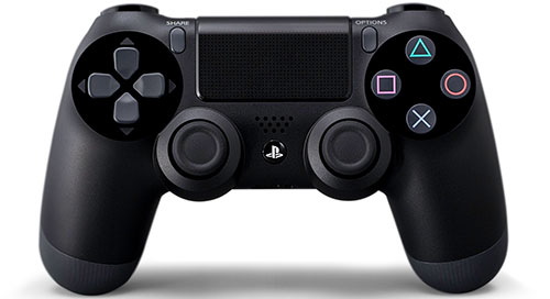 PS4 controller s7
