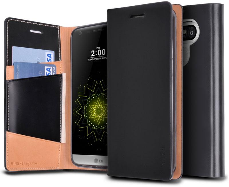 Ringke Signature Flip beste LG G5 hoesje