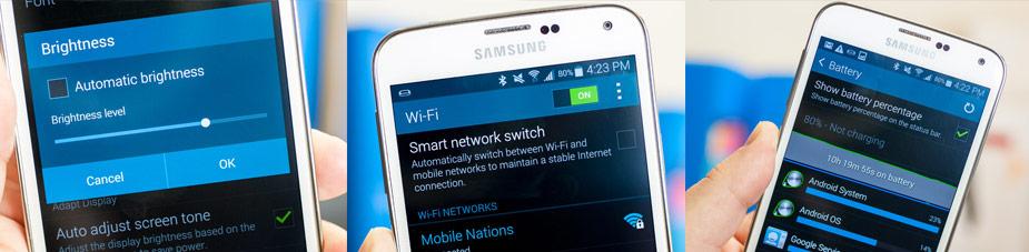 Samsung Batterijen tips