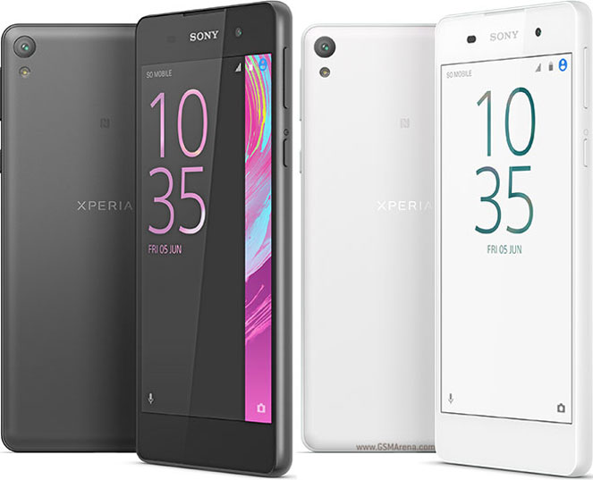 Sony Xperia E5 toestel