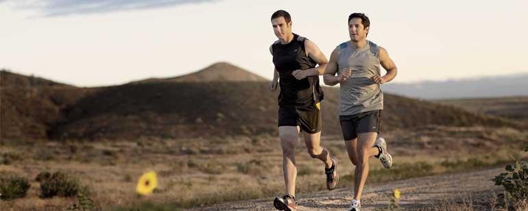 hardlopen met sportarmband