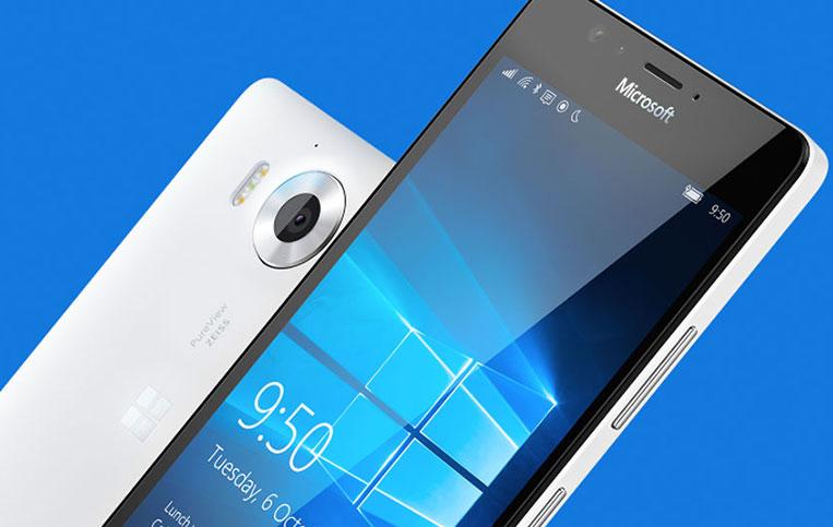 Design van de Windows 10 update